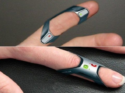 Finger Phone